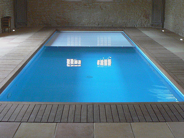 Piscine D Interieur Of Construction De Piscines D 39 Int Rieur