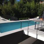 piscine en béton autoportée marinal