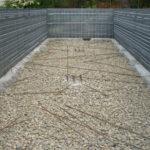 Construction piscine traditionnelle béton MARINAL