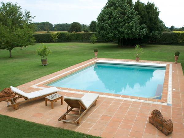 piscine traditionnelle classique Haute Garonne 31