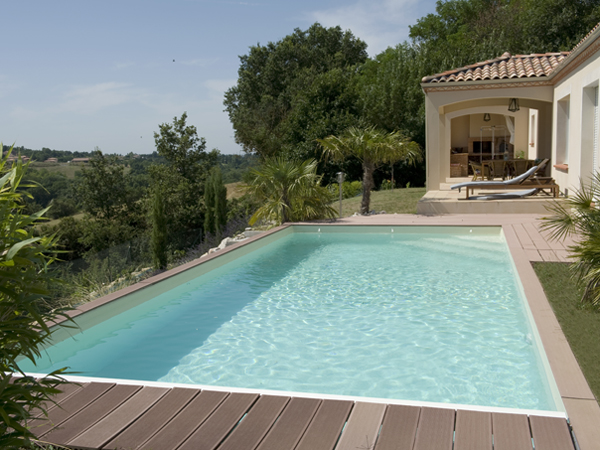 Construction piscines classiques piscines marinal for Piscine traditionnelle
