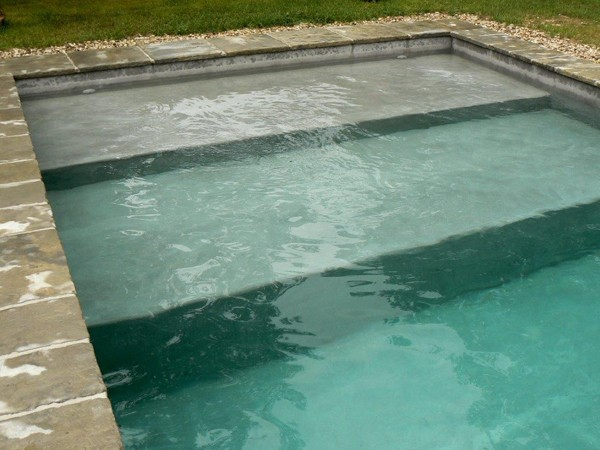 Piscine en b ton cir tendance for Piscine beton banche