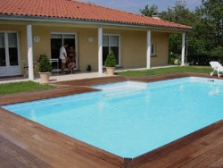 Piscine 360 concessionnaire piscines marinal 31 for Constructeur piscine 31