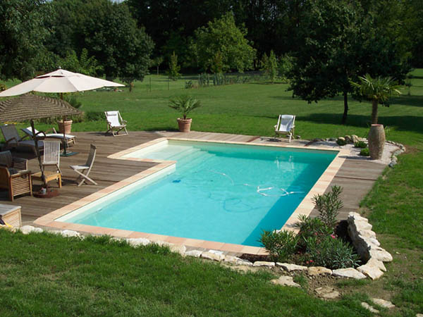 Quelques r alisation de piscines for Construction piscine permis