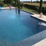 Piscine Marinal piscine traditionnelle en béton