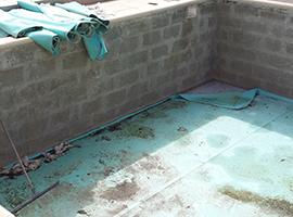 Rénovation d'une piscine maçonnée plus étanche