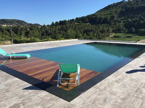 Souvent Construction de piscines miroir EB65