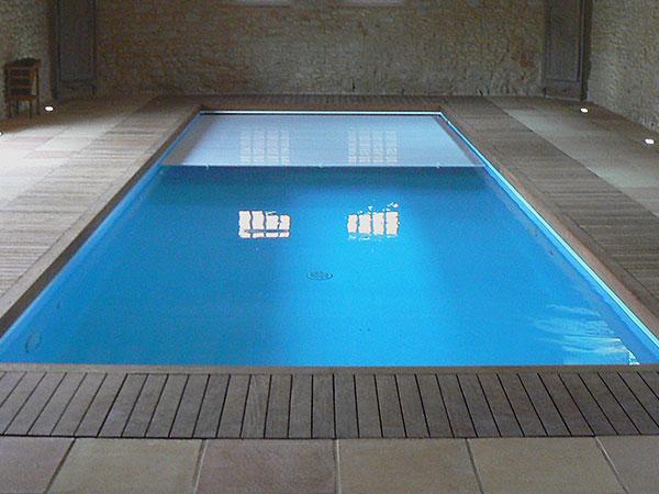 Piscines marinal construction de piscines d 39 int rieur - Piscina da interno ...