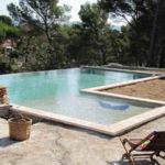 piscine à débordement beton Marinal 31
