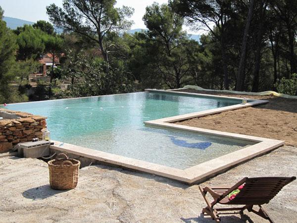 Quelques r alisation de piscines for Piscine a debordement thailande