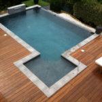 Piscine traditionnelle en béton Marinal distributeur de piscines en béton , Toulouse 31