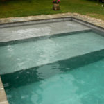 Piscine en béton ciré Marinal piscines