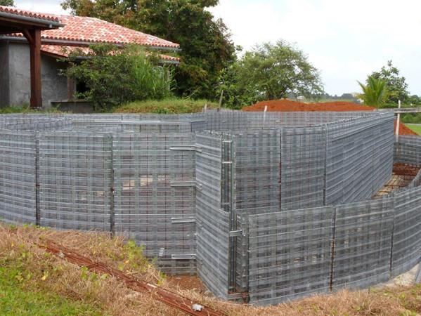 fabricant de coffrage, Piscine béton - piscines Marinal - Toulouse  31