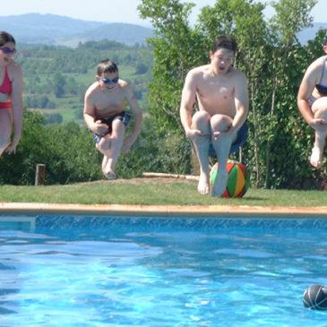 Faire construire une piscine, c'est le moment