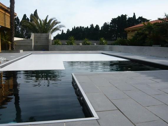 sécurité acces piscine passerelle marinal