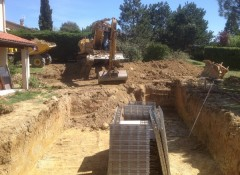 Construction-piscine-béton-Marinal-ferraillage