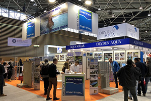MARINAL présente au Salon Piscine Global 2018