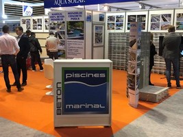 MARINAL : bilan de notre participation au Salon Piscine Global 2018
