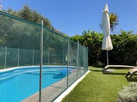 Les normes des barrières de piscine