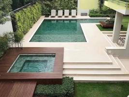 Les piscines contemporaines